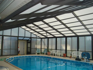 16mm 4ft 6ft Wide Lexan Thermoclear Multiwall Polycarbonate Sheets
